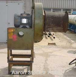 "USED: GEC 98"" blown film line consisting of: 3.5"" GEC extruder, model#233, S/N 233-27331-01, 24:1 L/D, manufactured 1982. Ai..."