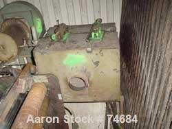 "USED: GEC 81"" blown film line consisting of : 4.5"" GEC extruder, 24:1L/D, model 244-001, S/N 244-11281-01; 150 hp motor; 12 ..."