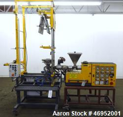 Used- Dr. Collin Laboratory Blown Film Line.