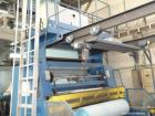 Used-CMG HTM 75 Blown Film Line comprised of (1) 2.95