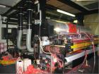 Used-Windmoller  Holsche Blown Film Line.  Maximum discharge 1980 lbs/hour (900 kg/h), 337 hp/450 kW, 440V/50 hz/735 amps.  ...