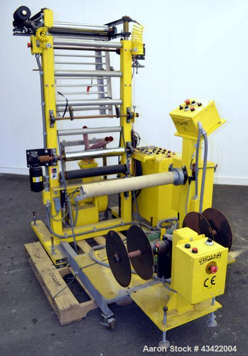 Used- Wayne Machine and Die Blown Film Tower
