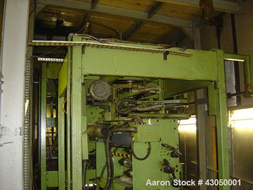 Used-Complete Extrusion Plant