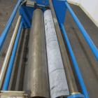 Used- Nip Roll Assembly Consisting Of: (1) 10