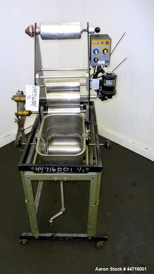 Used- Lab Size Casting Unit
