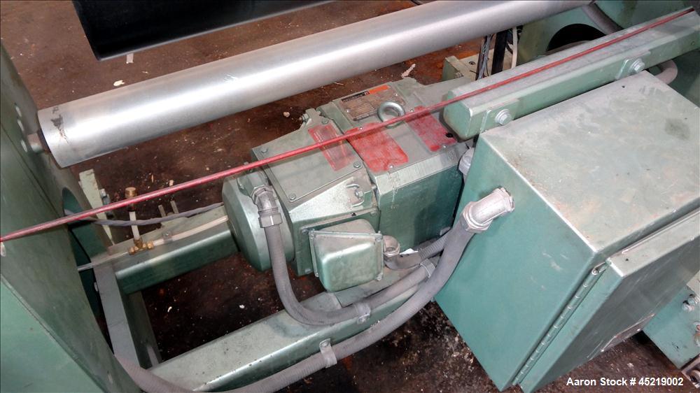 Used- Davis Standard (2) Roll Casting Stand