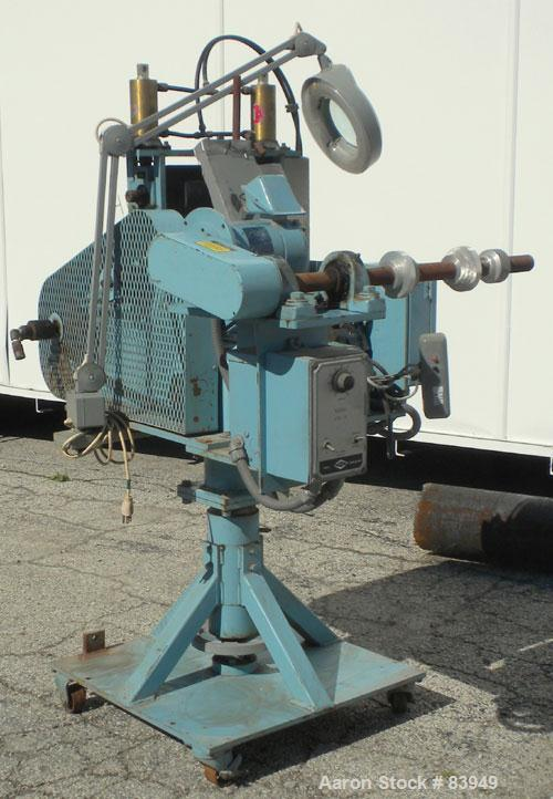 "Used- Killian 8"" Wide Cast Film Lab Chill Roll Stand"