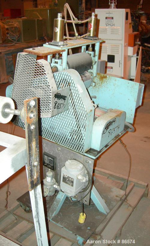 USED- Killion Cast Film Station