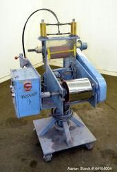 Used- Killion Single Roll Cast Film Station