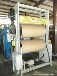 "Used- PTI 50"" Wide S Wrap Pull Roll Assembly, Model SWU"