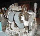 USED- Two Roll Casting Unit Consisting Of: (1) Waldron Hartig casting unit, serial #KC8560-10; (1) 24