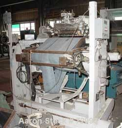"USED- Two Roll Casting Unit Consisting Of: (1) Waldron Hartig casting unit, serial #KC8560-10; (1) 24"" diameter x 28"" wide c..."