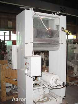 """USED- Two Roll Casting Unit Consisting Of: (1) Waldron Hartig casting unit, serial #KC8560-10; (1) 24"""" diameter x 28"""" wide c..."""