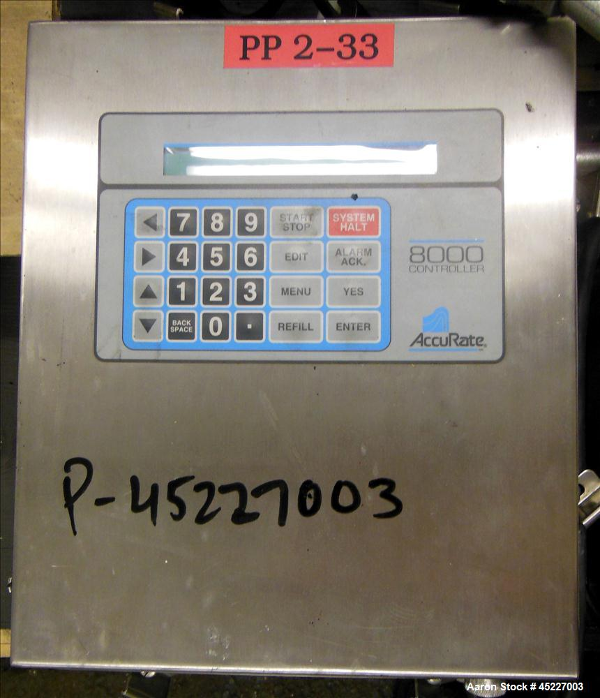 Used- Buss Model PCS 30 Laboratory Compounding System with pressure roller and c