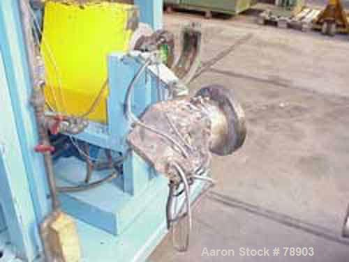 USED: Farrel internal mixing and extrusion system, type CP12, consisting of (1) Farrel continuous mixer, 10:1 L/D. Material ...