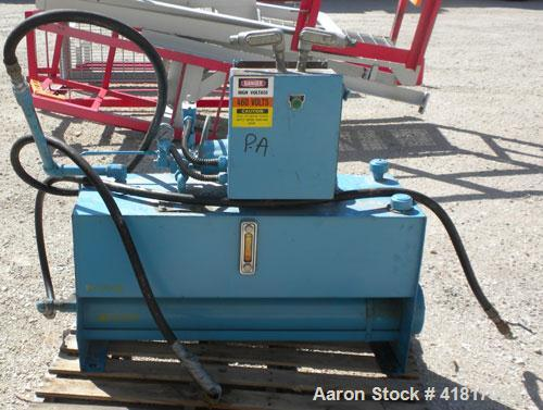 Used- Farrel CP23 Compounding System consisting of: (1) Farrell continuous mixer, type 2LM. Cored rotors driven by a 30 hp, ...