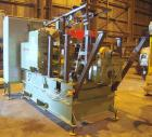 Used- Draiswerke Inc Gelimat Thermokinetic Mixing/Compounding Machine, Model G-25 S, 316 stainless steel. Nominal volume 25 ...