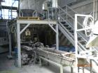 Used- Maris TM40MW Compunding Line, comprised of a Maris co-rotating twin screw extruder, screw diameter 1.58