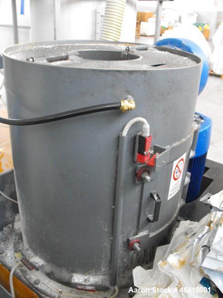 Used- Cavagion Agglomerator