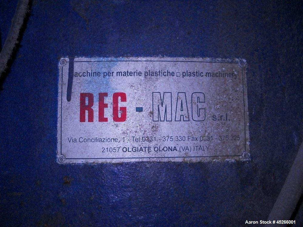 Used-Reg-Mac ZK 355 L-4 Densifier