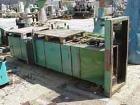 USED: Pallman Plast-Agglomerator consisting of: 1 model PFV 250/40 agglomerator, carbon steel, 10