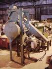 USED: Pallman Plast-Agglomerator consisting of: 1 model PFV 250/60 agglomerator, carbon steel, 10