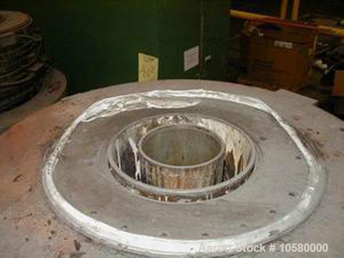 "Used-27"" GEC IBC die on oscillating cart."