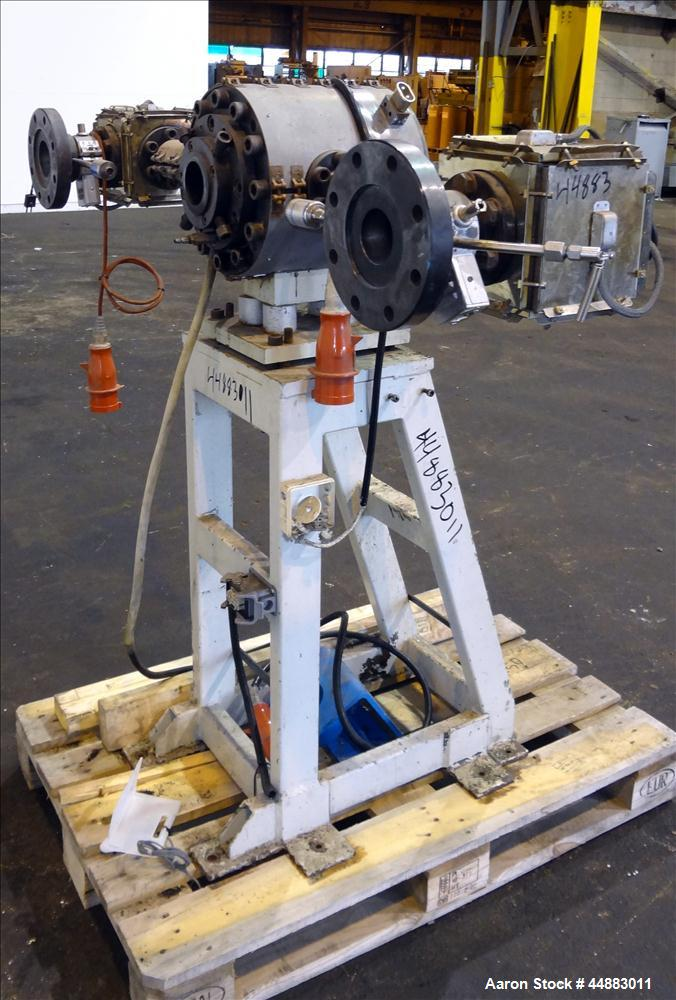 Used- Co-Extrusion Line Dual Die Block