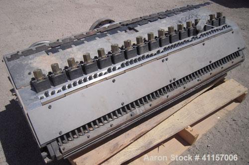 Used- Cloeren 51' Wide Sheet Die, type R/2400