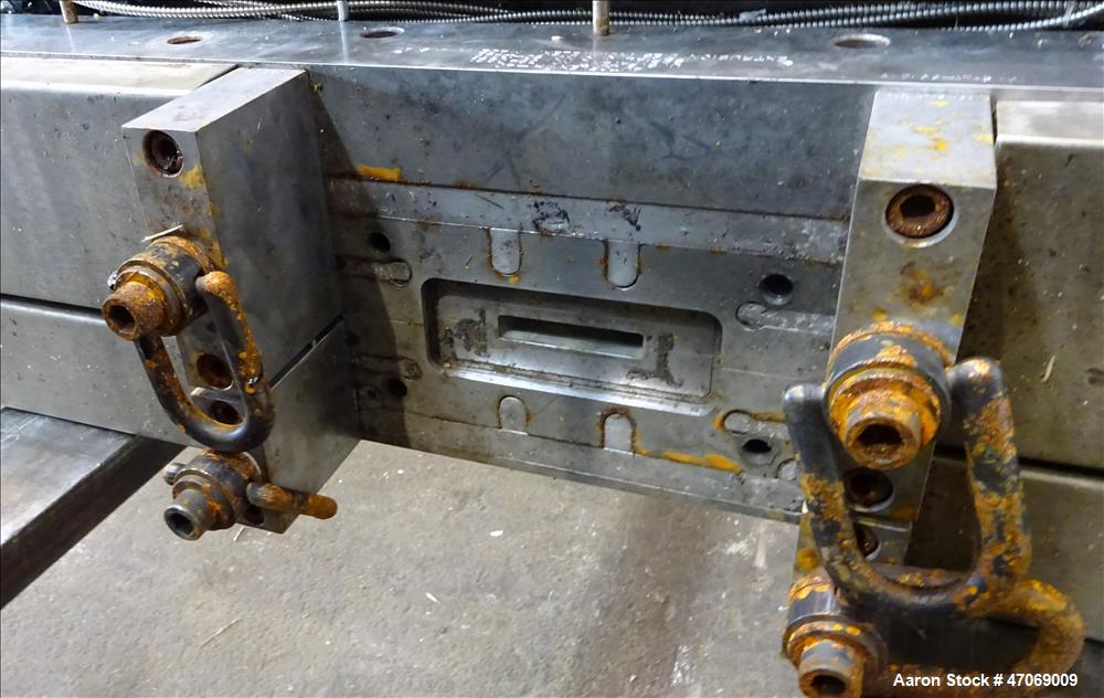 "Used- EDI 94"" H40 Sheet Die. Back center feed. Serial# 90-13229"