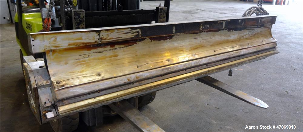 "Used- EDI Extrusion Dies 90"" Wide Autoflex H40C Sheet Die."