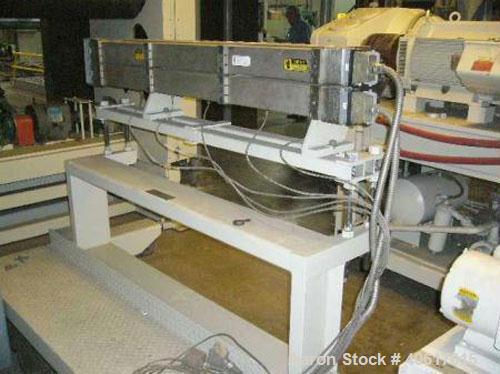 "Used- EDI 55"" Wide Ultraflex Film/Laminating Die, model H40"