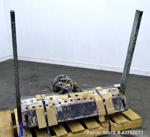 "Used- EDI 44"" Wide Ultraflex H75 Flex Lip Sheet Die"