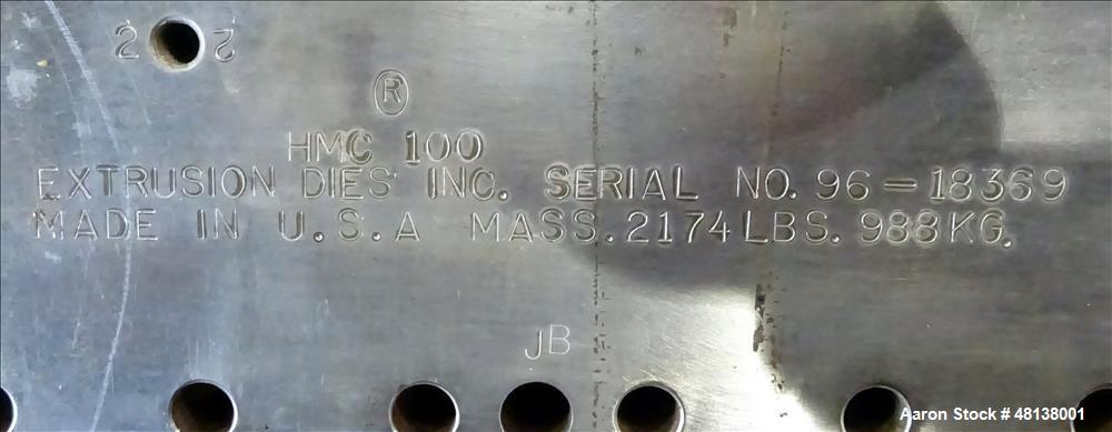 "Used- EDI 53"" Autoflex HMC 100 Sheet Die."