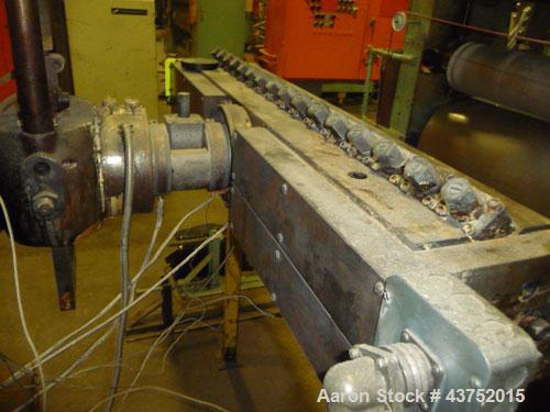 "Used- EDI 48"" Wide Masterflex R/LD75 Flex Lip Sheet Die"
