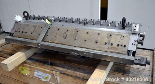 Used- EDI 48'' Wide Flex Lip Sheet Die, Model RC100TFG