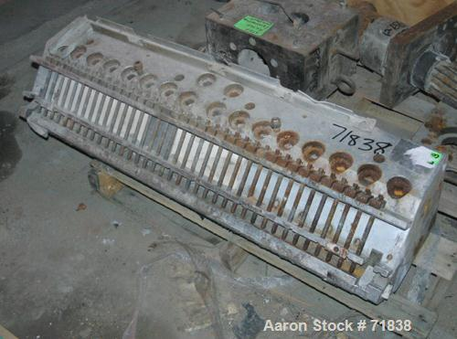 "Used- EDI Autoflex 42"" Sheet Die, Model H75"