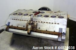 "Used- EDI 20"" Wide UltraFlex H-40 Sheet Die"
