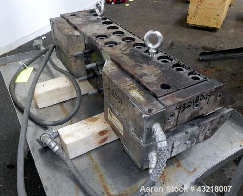 Used- Allied Die 32'' Wide Flex Lip Sheet Die