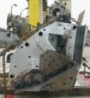 Used-EDI 3 Manifold Sheet Die. Approximate 78-1/4