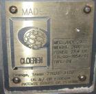 Used- Cloeren 22