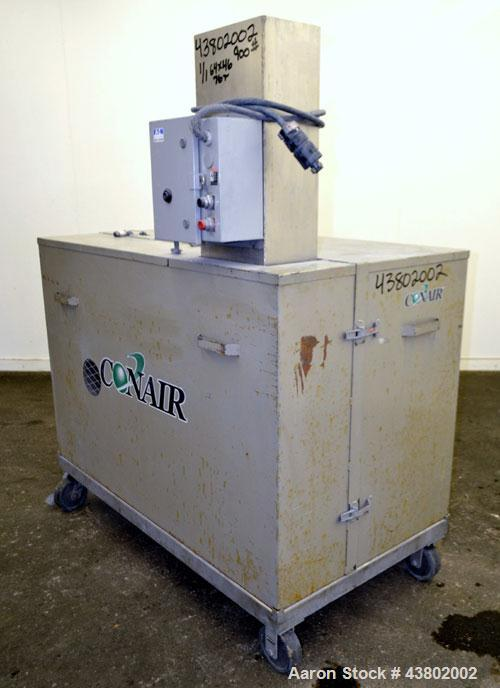 Used- Sterling Systems Vacuum Air Knife, Stainless Steel