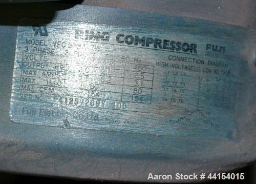 Used- Carbon Steel Sterling Dual Lip Air Wipe Knife