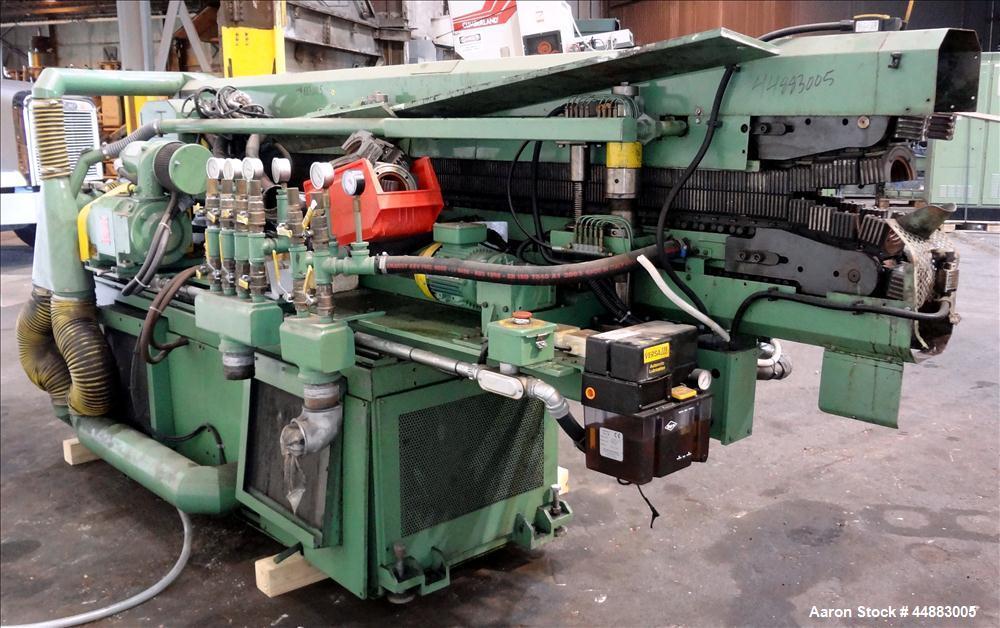 Used- Corma Corrugator, Model 120-6HSL