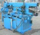 Used- Corma Corrugator, Model 120HSL. Maximum line speed 125 feet per minute, approximate 3/4