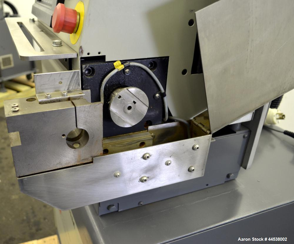 "Used- Davis Standard Versa Cutter.Model H-4075-R-H00AA Approximate 1"" capacity.  Includes a 1-1/4"" diameter chuck.  Driven b..."