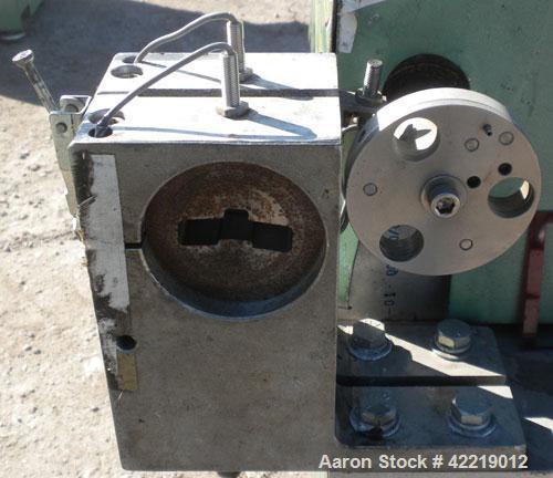 Used- Goodman Vac-U-Torq Fly Knife Cutter. 3/60/230 volt.