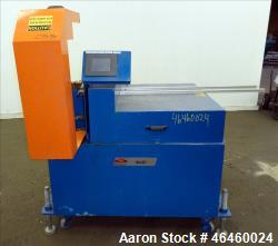 Used- RDN IntelliCut Servo-Driven Cutter, Model AC SERVO. 2 Cutting knives, driven by a 4.5hp (3.4kw), 3/60/230 volt, 1750 r...