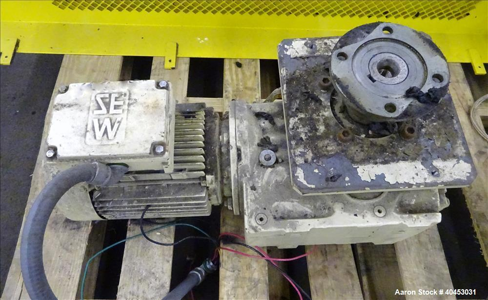 Used- Maag Extrex Gear Pump, Model EX36.
