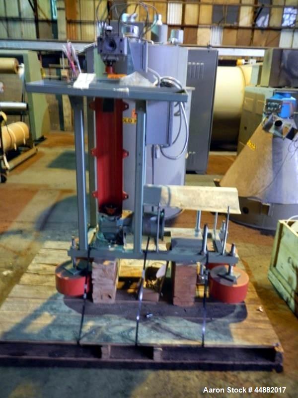 Used- Dynisco Gear Pump, Model MJER155